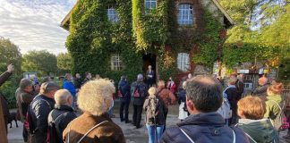 Wanderung mit Dorothee Feller durch Naturpark Hohe Mark Dorsten