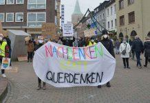 Querdenker Demo Dorsten 2020 (6)