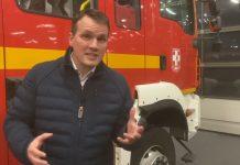 Christind mit Tobias Stockhoff und die Feuerwehr