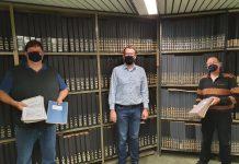 Dorstener Stadt Lippeverlauf Archiv