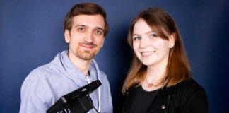Sarah Wieck und Niklas Michalik