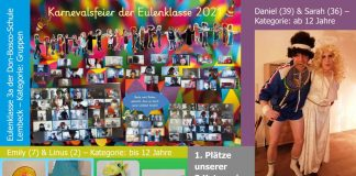 Karneval-Kostümwettbewerb-2021 Dorsten