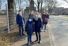 Tempomesstafel-Holsterhausen-Antonius-Schule