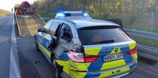 A31-Unfall-mit-Streifenwagen