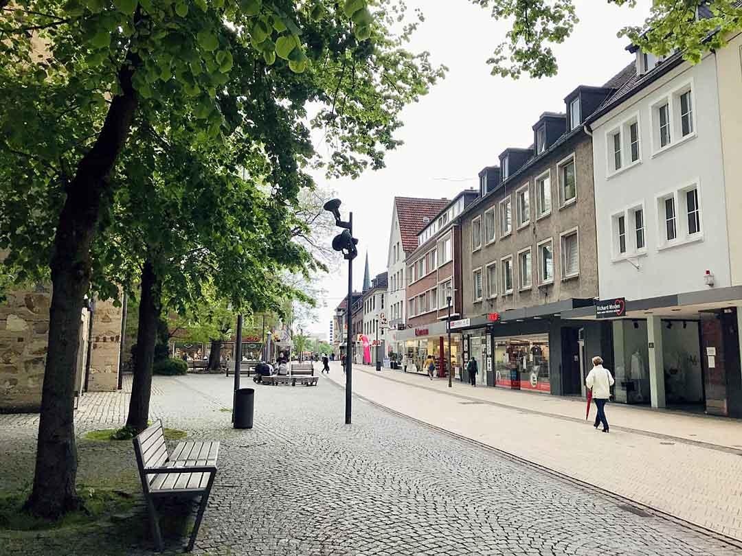 Innenstadt-Dorsten-Geschäfte-Leerstand