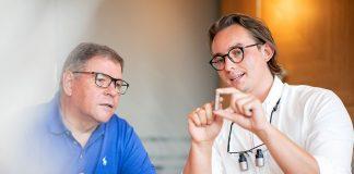 Leiter der Zahnmedizinischen Tagesklinik Dr. Schlotmann in Dorsten
