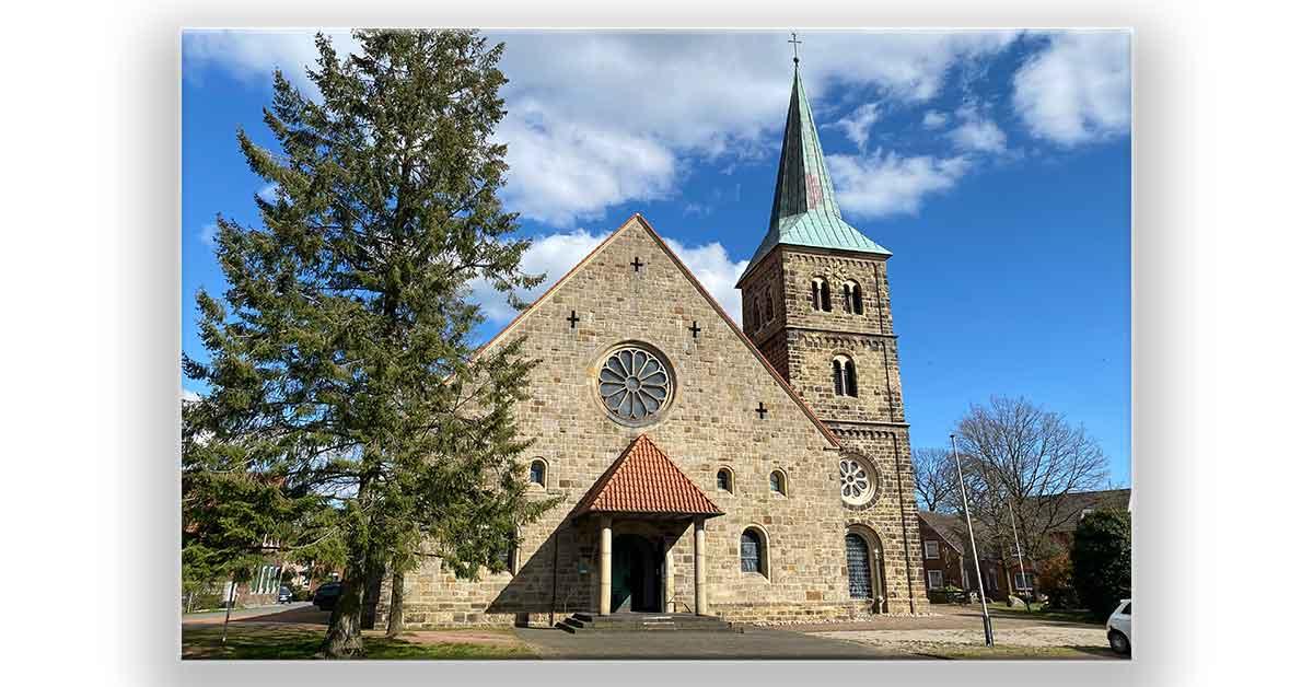 Matthäus Kirche Wulfen