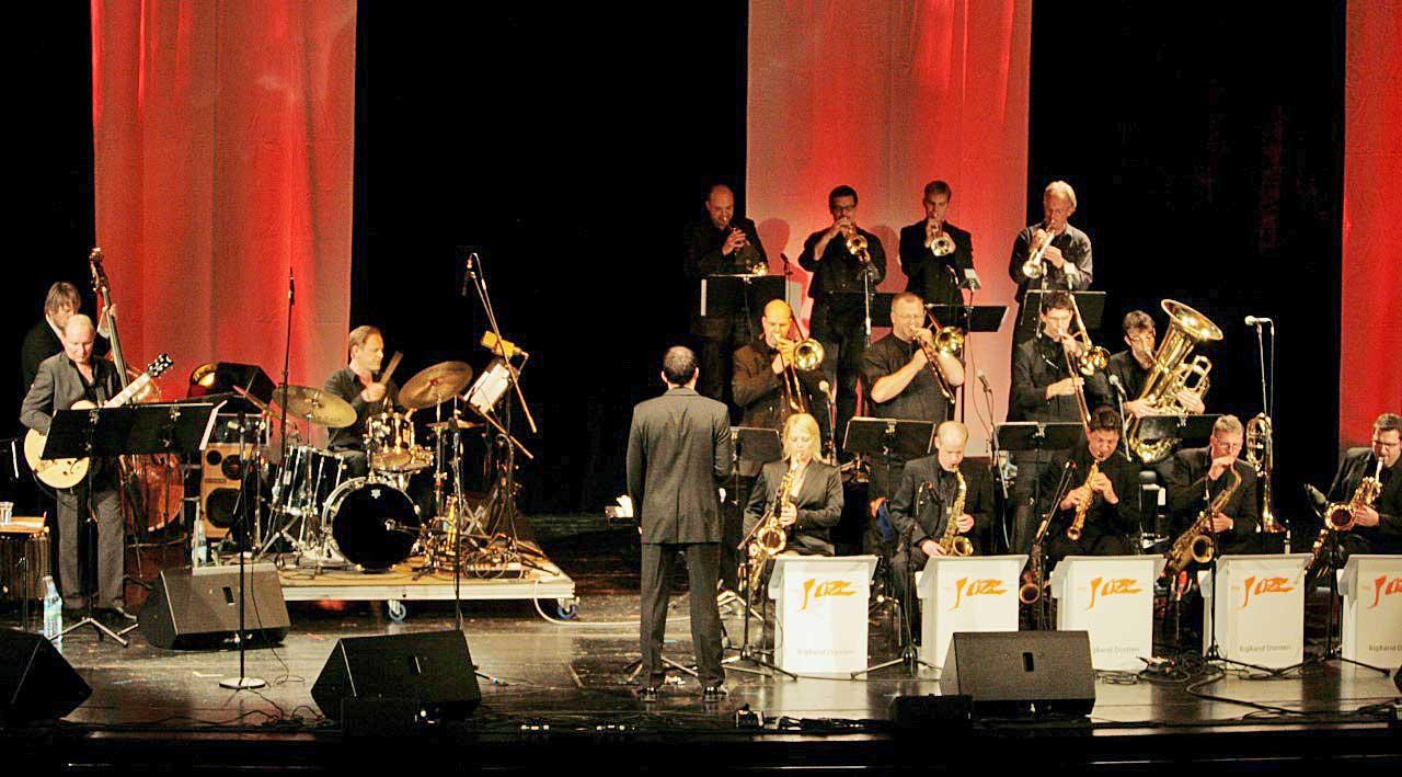 Big Band Dorsten Konzert Bürgerpark