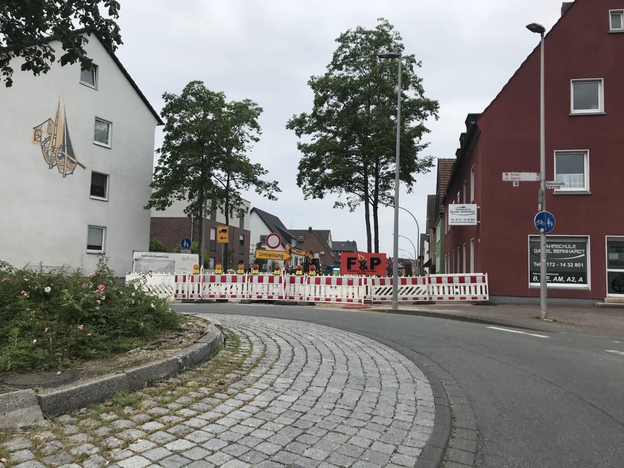 Klosterstraße Dorsten
