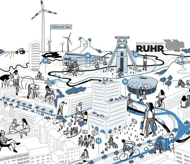 Regionalplan-RVR-Entwicklung
