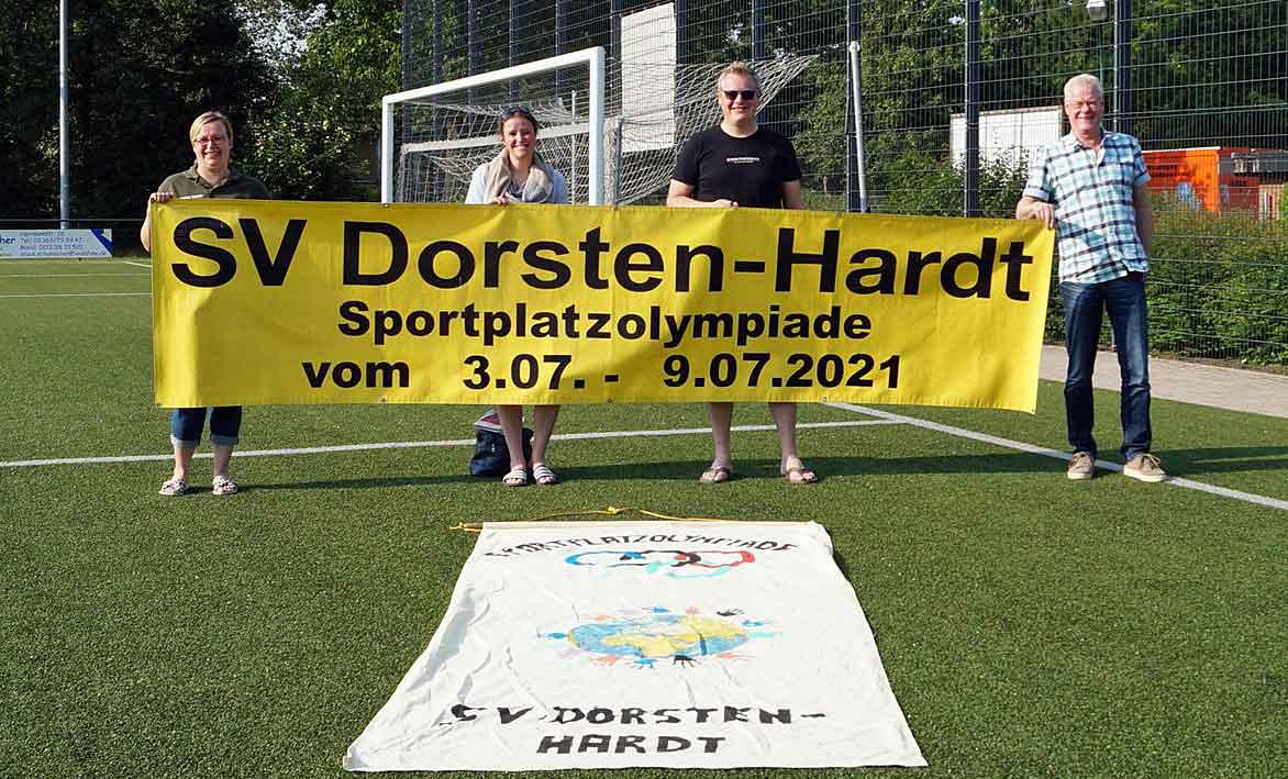 Sportplatzolympiade-Dorsten-Hardt