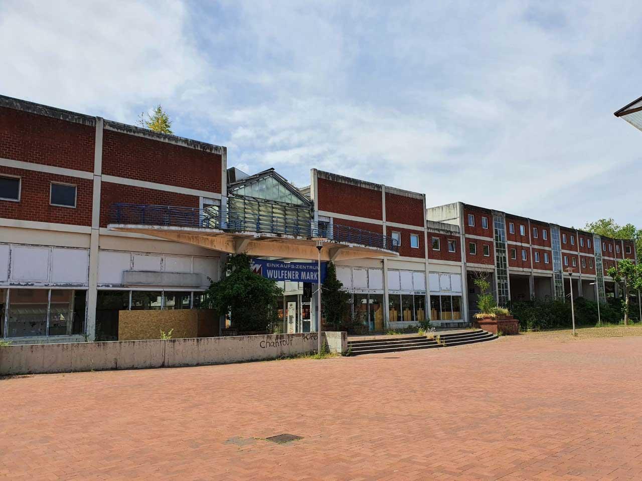 Wulfen-Barkenberg-Wulfener-Markt-Ladenzeile-Stadt-Dorsten