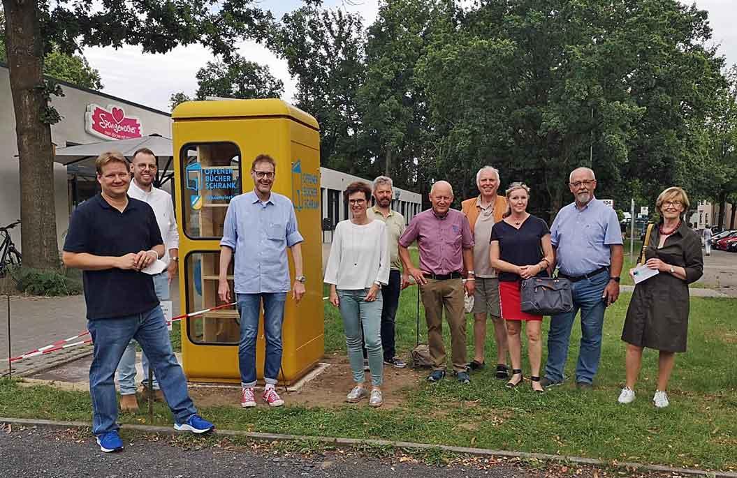 CDU-Dorsten-im-Marienviertel-auf-Tour-Wahlkampf