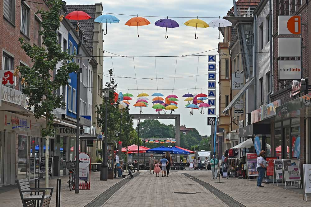 Altstadt-Innenstadt-Kunstprojekt